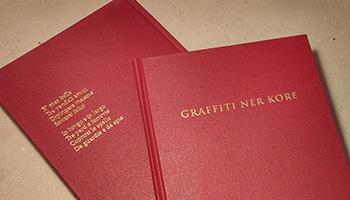 libro autoprodotto realizzato da Legatoria Rumori